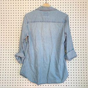 Levi's Tops - Vintage Levi's denim button down shirt